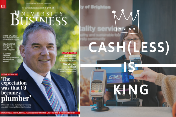 Cash(less) is King