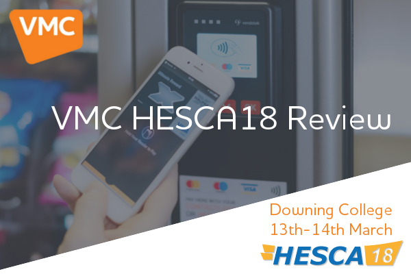 VMC Review of HESCA18